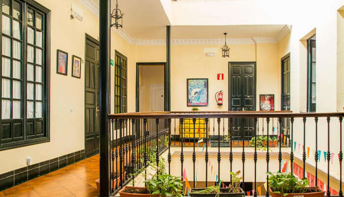 Sevilla Hostel One Centro in Spain