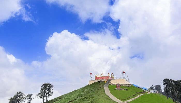Temple Hopping in karsog