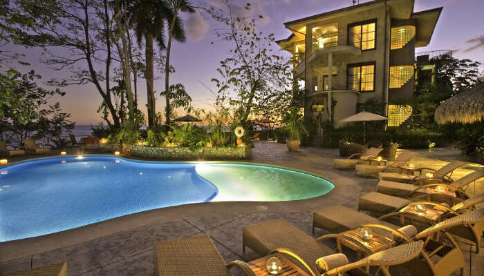 offering luxurious stay in the most natural surroundings