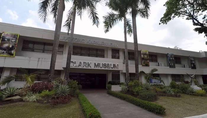 Clark Museum<