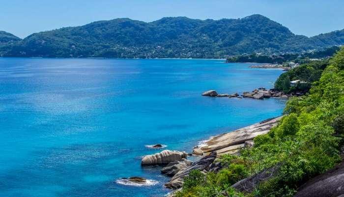 the gorgeous Morne Seychellois National Park