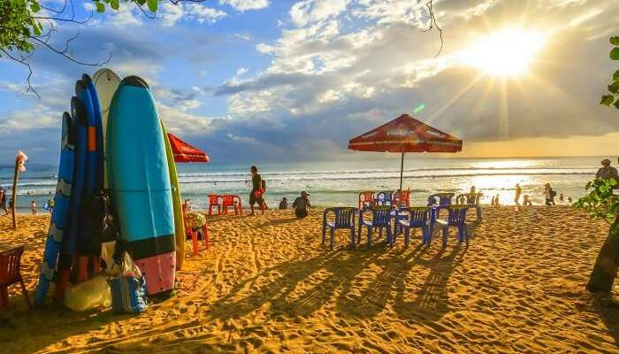 7 Awesome Beaches In Kuta Bali For A