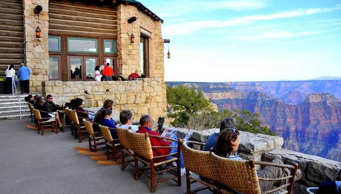 places to stay in Grand Canyon