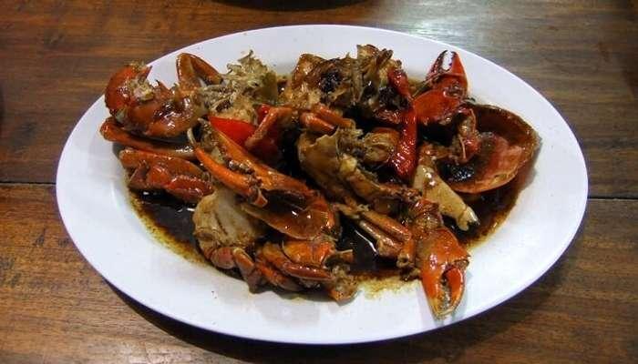 sea food, fish, crabs, timor, indonesia