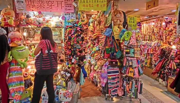 heaven for female shoppers