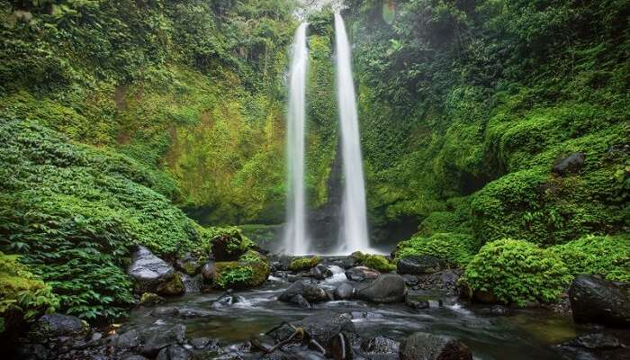 waterfall Benang