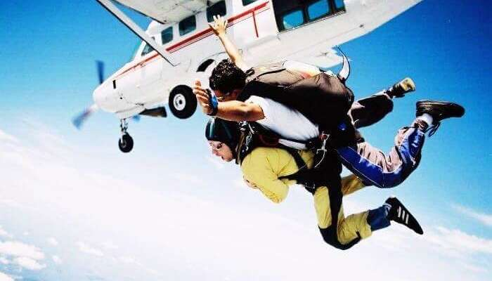 Skydiving In Thailand: A Thrilling & Adventurous Experience