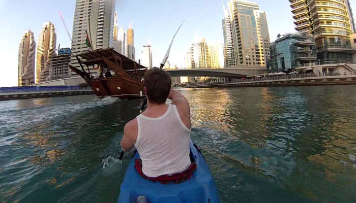 8 Exciting and Adventurous Water Sports In Sharjah