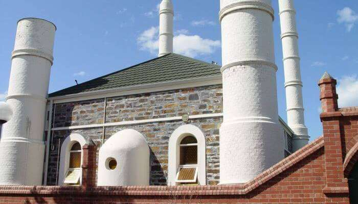 one of the oldest mosque
