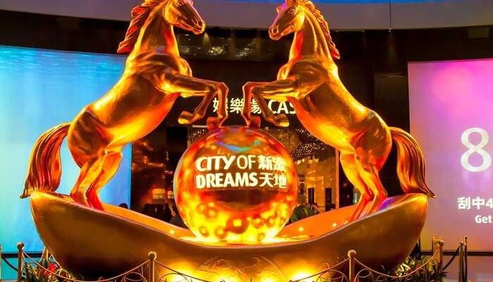 Amazing City Of Dreams Casino