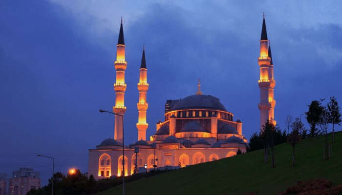 modern architecture Mosque