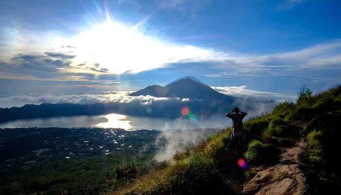 Mount Batur Sunrise