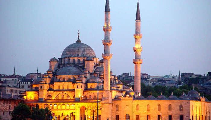 gorgeous Mosque