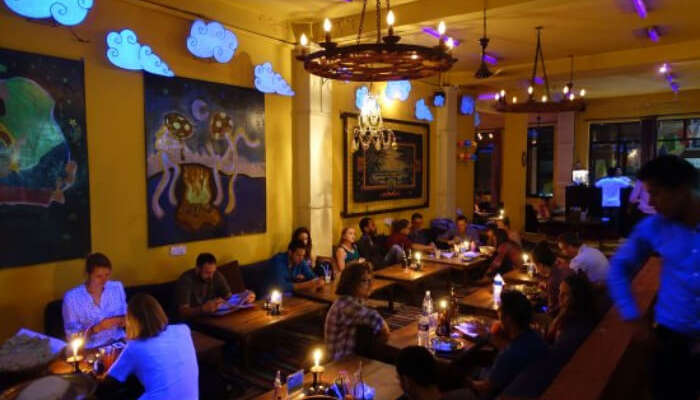 OR2K Restaurant in Kathmandu