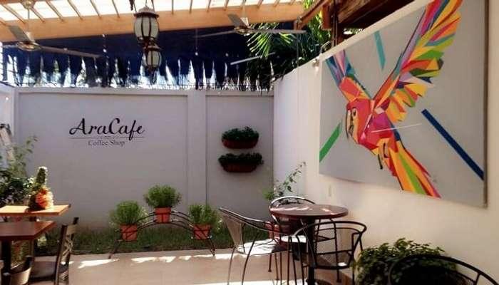 مقهى آرا