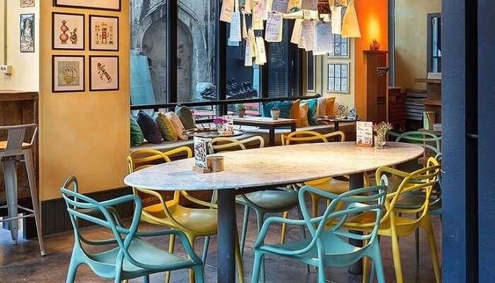 مقهى ديم كاراكوي