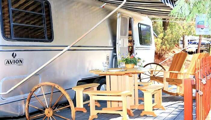 glamping in yosemite national park