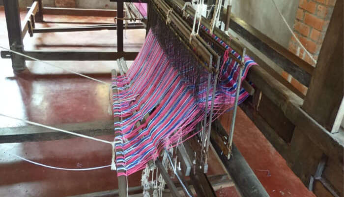craft of the weavers