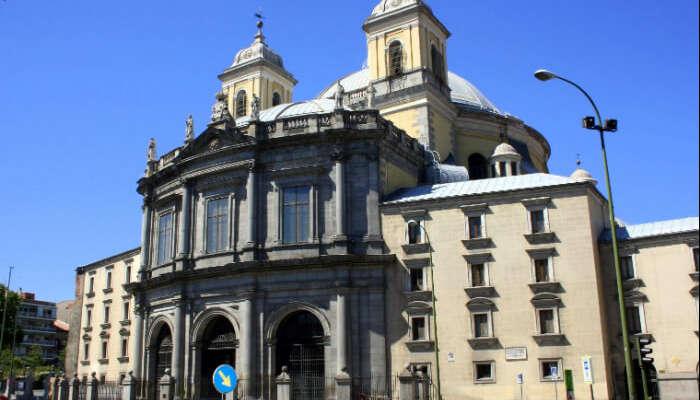 Basilica of San Francisco El Grande