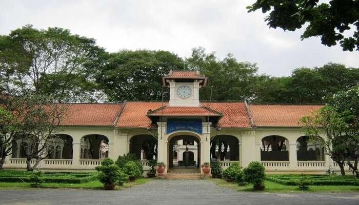 large public park