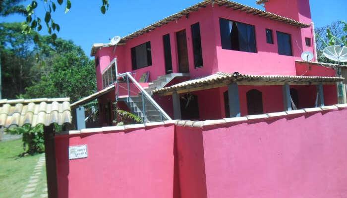 Casa Palmeiras