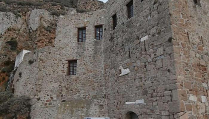 Castle of Skyros