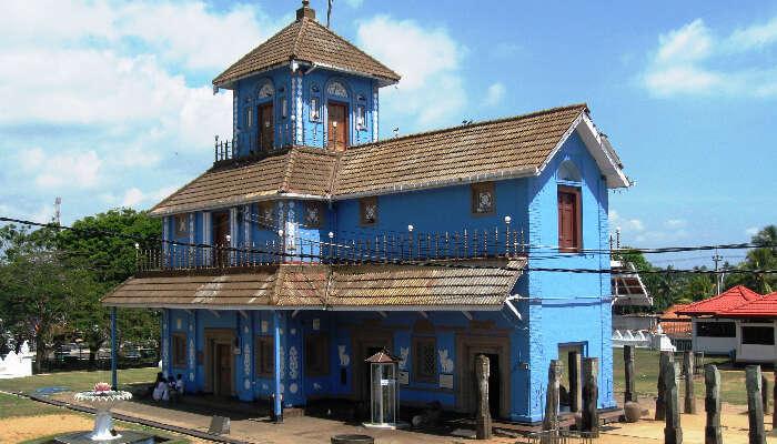 Devinuwara in Matara