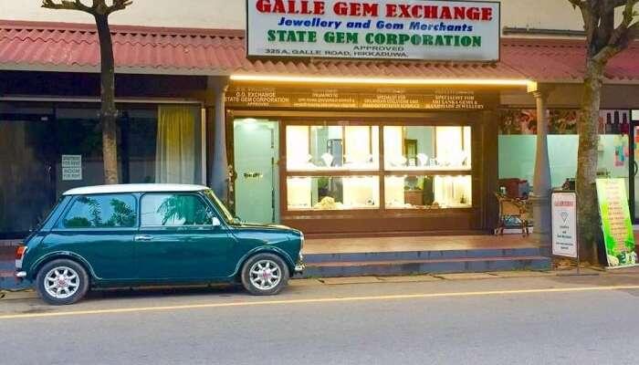 Galle Gem Exchange