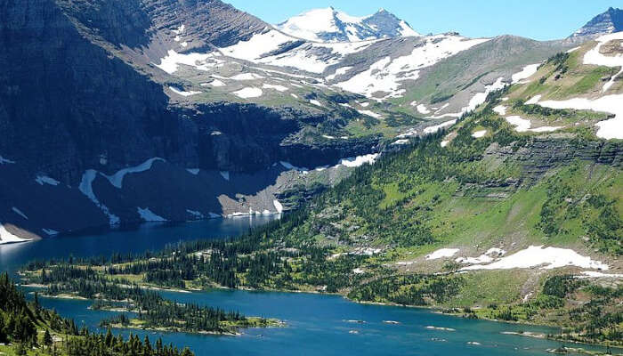 Glacier National Park_ Swear by its breath-taking scenery
