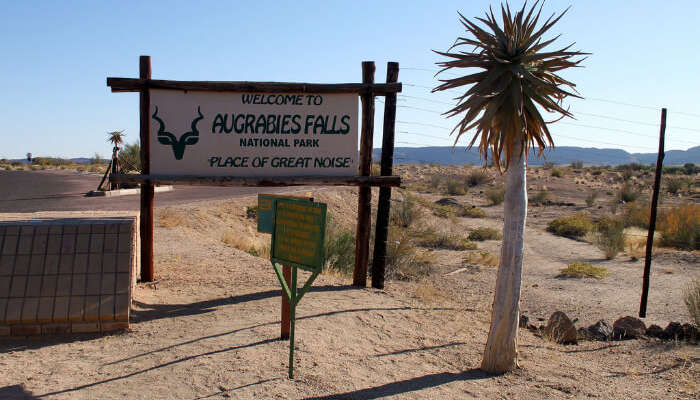 How To Reach Augrabies Falls National park