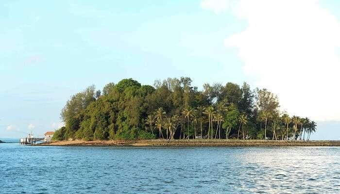 Lagoons Of The Kusu Island