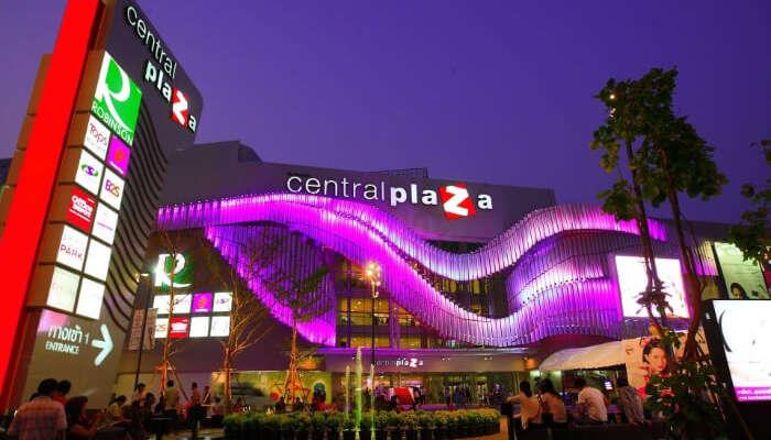 Landmark Plaza