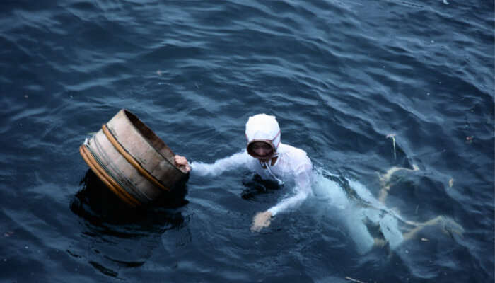 pearl diving industry in Dubai