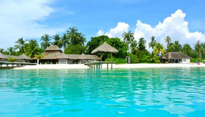 جزیره مرجانی ماله تور مالدیو
