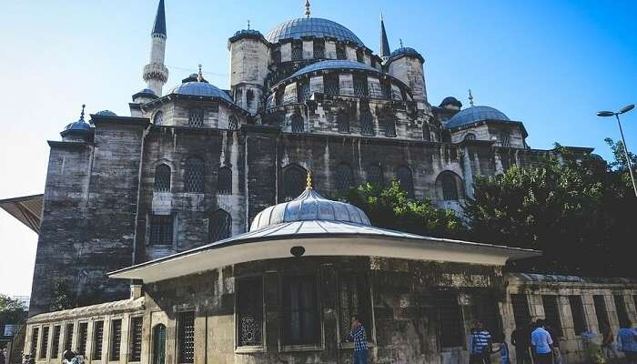 famous architect Mimar Sinan