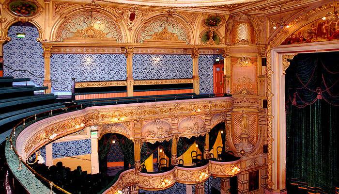 Theatre view