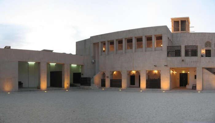 Unique Architecture of the Sheikh Saeed Al Maktoum House