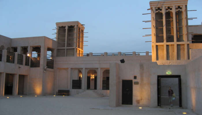 What you can find inside the Sheikh Saeed Al Maktoum House
