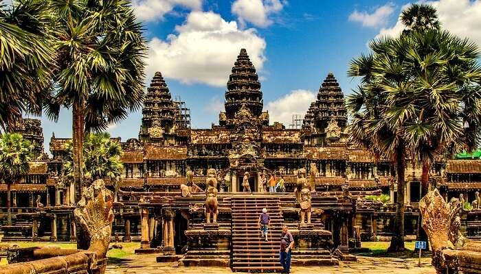 Angkor Wat In Cambodia A Guide To The Paragon Of Beauty