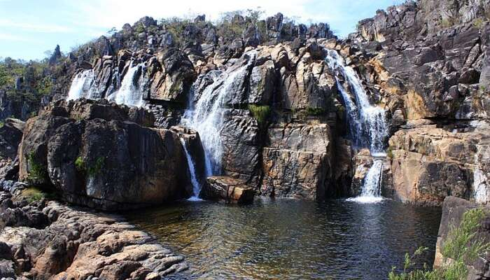 About Chapada Dos Veadeiros National Park in Brazil