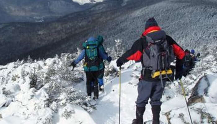 Always Check The Weather And Trail Conditions Beforehand