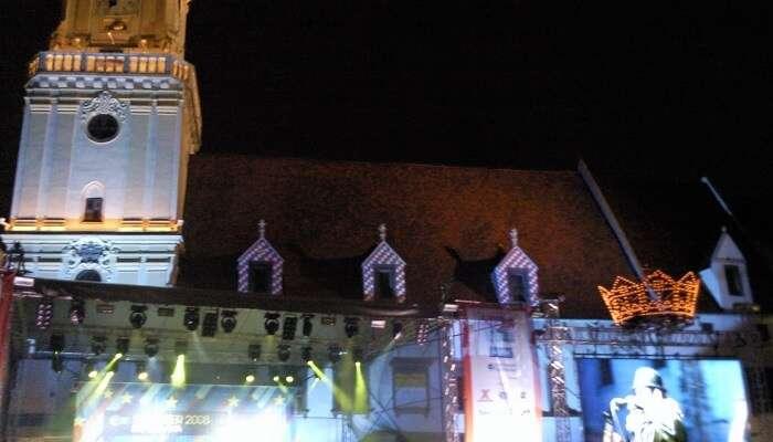 new year in bratislava
