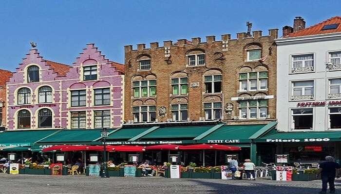 Bruges Market