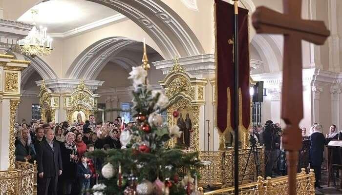 Grottoes Christmas Parade 2021 Christmas In Saint Petersburg In 2021 8 Reasons For Christmas Celebration In Saint Petersburg
