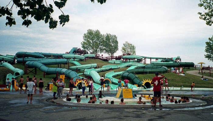 Water Slide Park