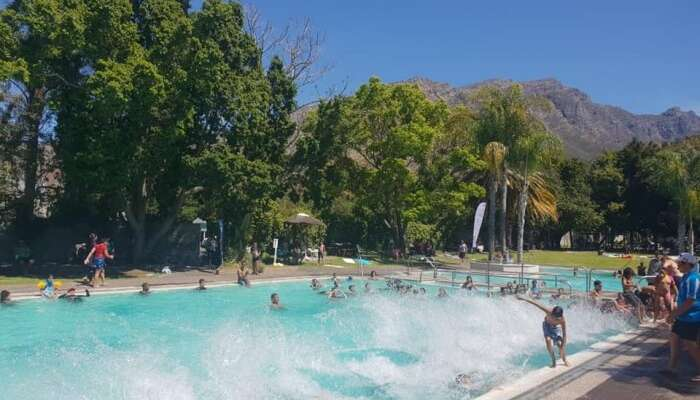 Goudini Hot Springs