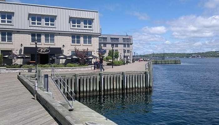 Halifax Waterfront, Halifax, N.S