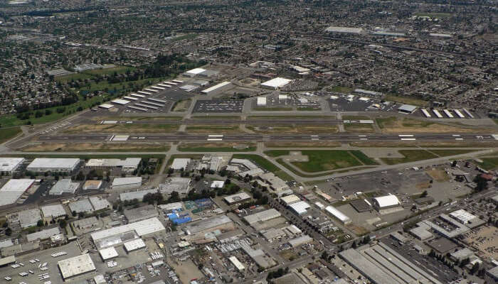 Hayward Executive Airport