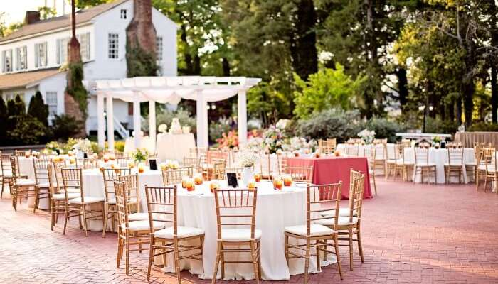 10 Stunning Wedding Venues In Georgia For Your Special Day