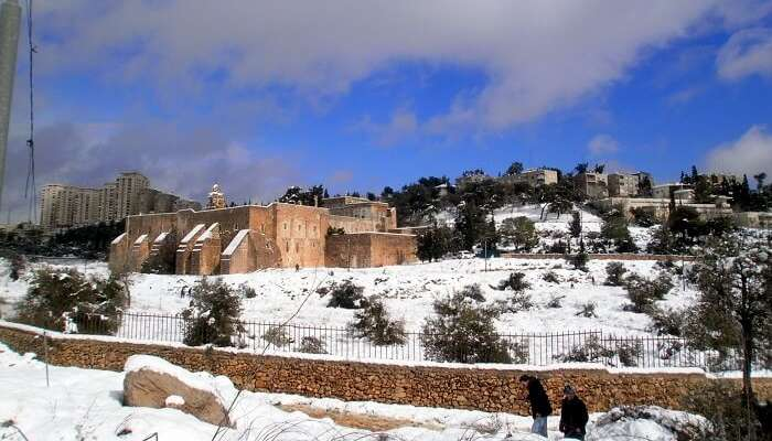 How Often Does It Snow In Israel